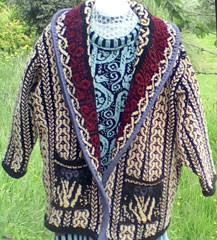 Iris Bishop Jacket
