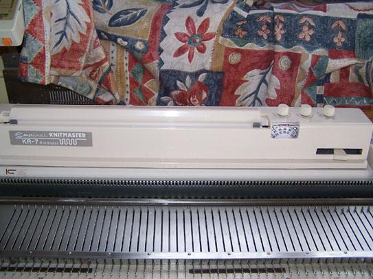 Knitmaster Knitradar