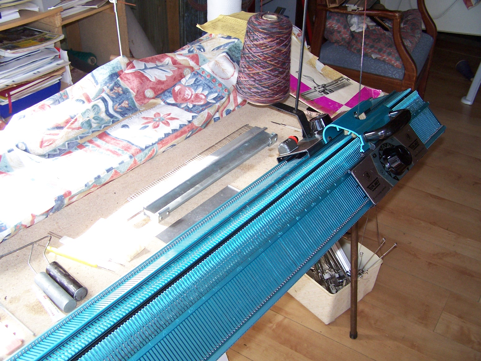 Turmix Knitting Machine