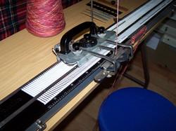 Familia Knitting Machine