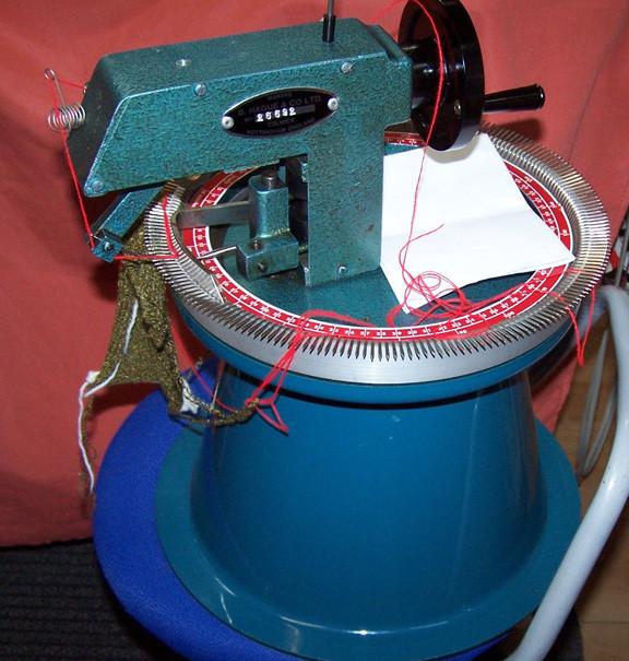 Blue metal hague linker