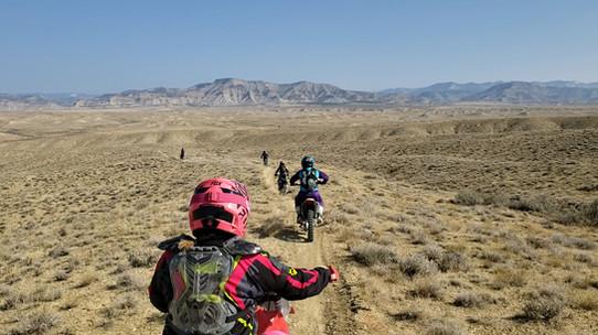 Women's Dirt Bike Vacations