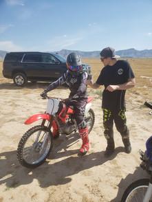 Dirt Bike Lessons Colorado