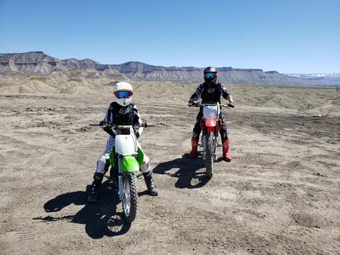 Learn to Ride a Dirt Bike