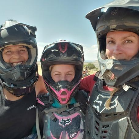 Women's Intermediate+ Dirt Bike Vacation