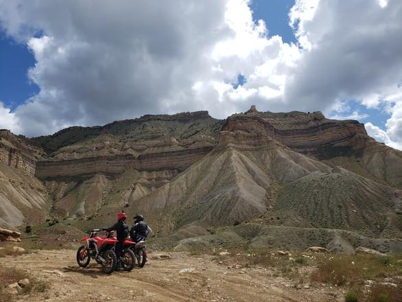 Guided Dirt Bike Tours Colorado