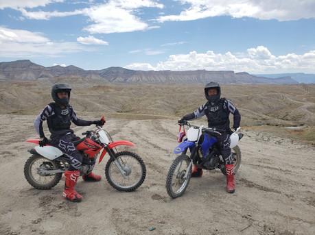Colorado Dirt Bike Guided Tours