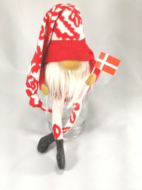 Danish Flag Gnome