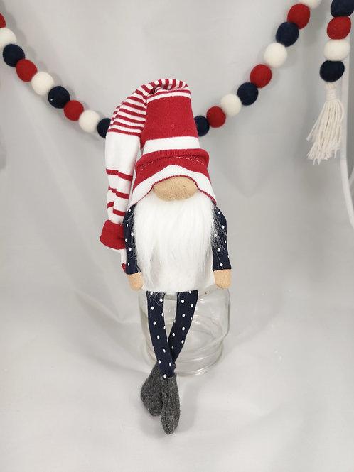 Patriotic Gnome- Washington
