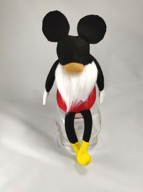 Mickey Character Gnome