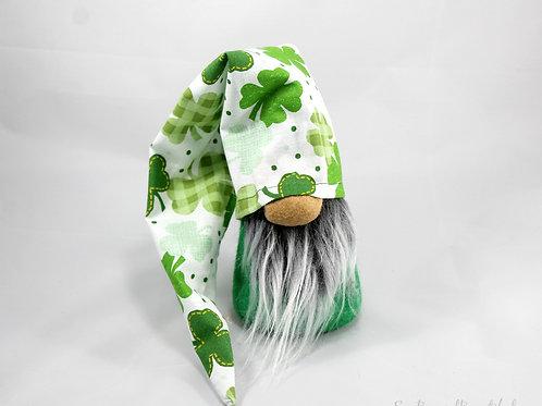 Shamrock Hat Limbless Gnome
