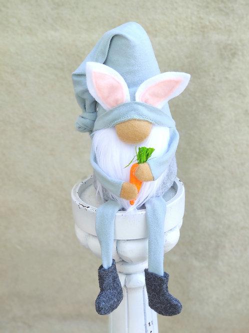 Pistachio Bunny Gnome