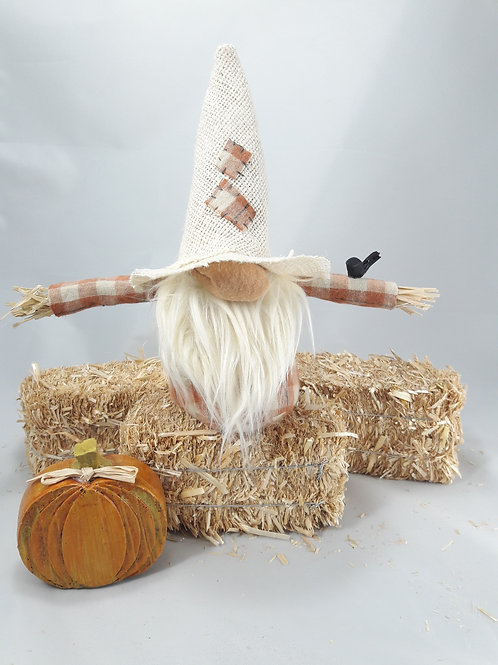 Scarecrow Gnome
