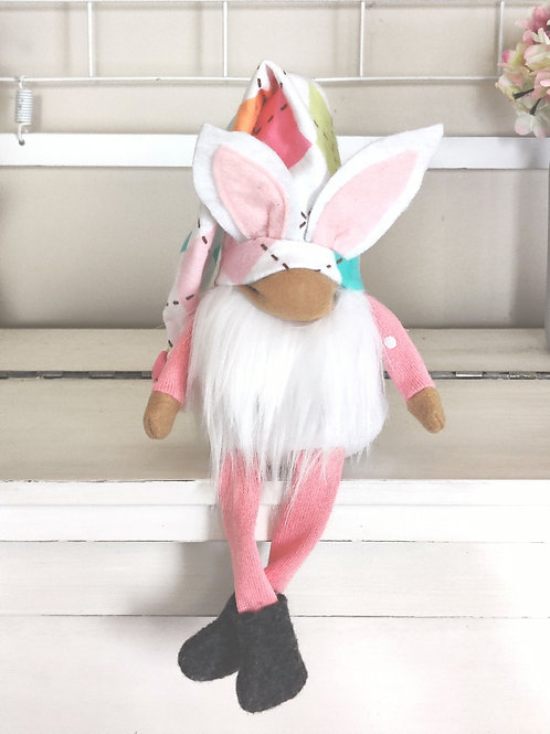 Argyle and Pink Bunny