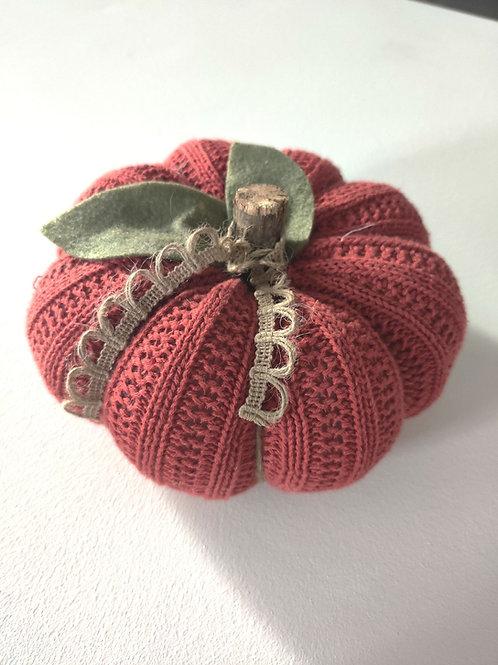 Medium Dark Orange Sweater Pumpkin