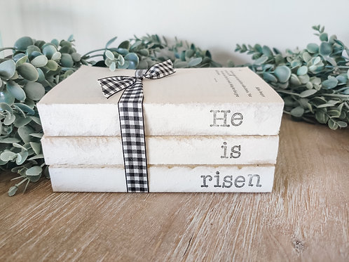 He Is Risen Bookstack