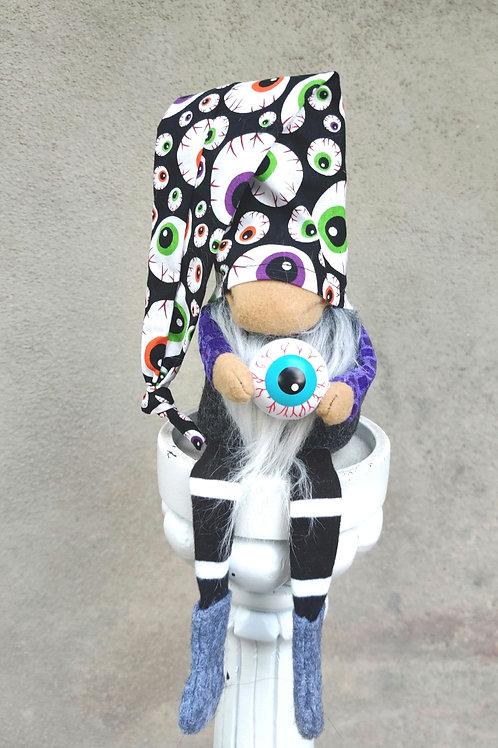 Eyeball Halloween Gnome