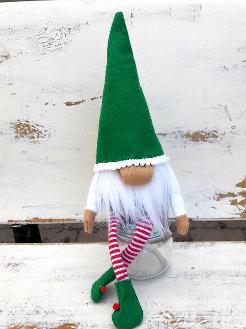 Green Hat Elf