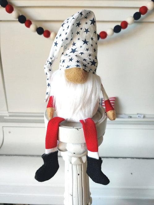 Patriotic Gnome- Jackson