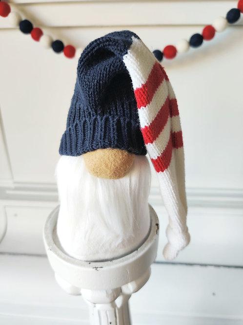 Lincoln Patriotic Gnome