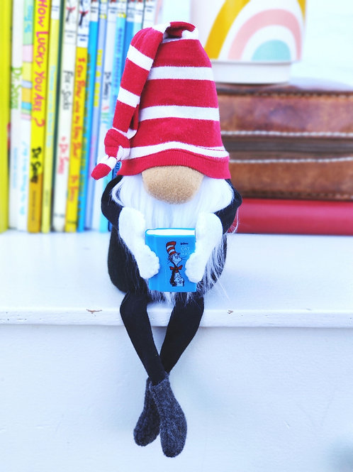 Cat in the Hat Gnome