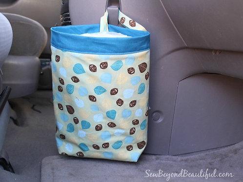 Trash Bag for the Car-Leaf