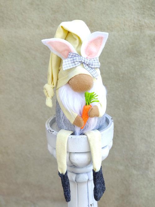 Yellow Bunny Gnome