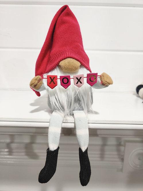 XOXO Valentine Gnome