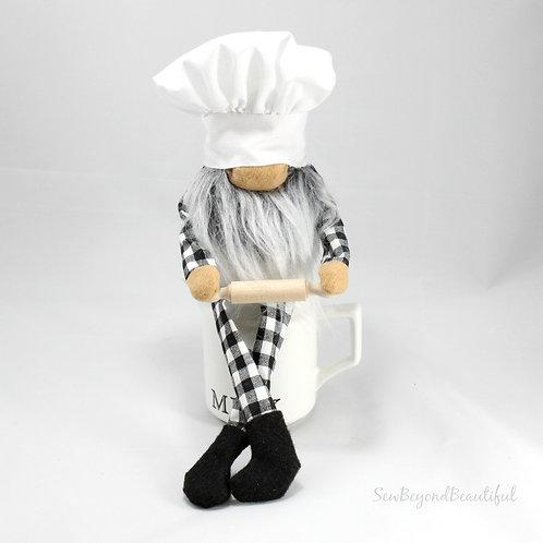 Chef Gnome- Buffalo Check