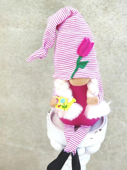 Jolie Tulip Gnome
