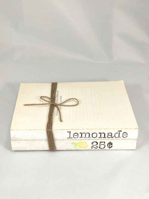 Lemonade Bookstack