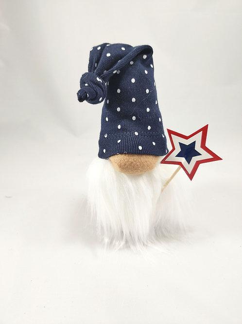 MINI Patriotic Gnome- Betsy