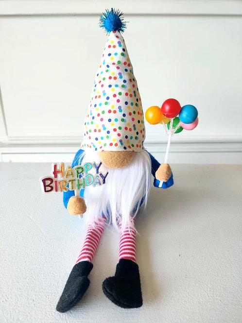 Birthday Gnome-Tall Hat