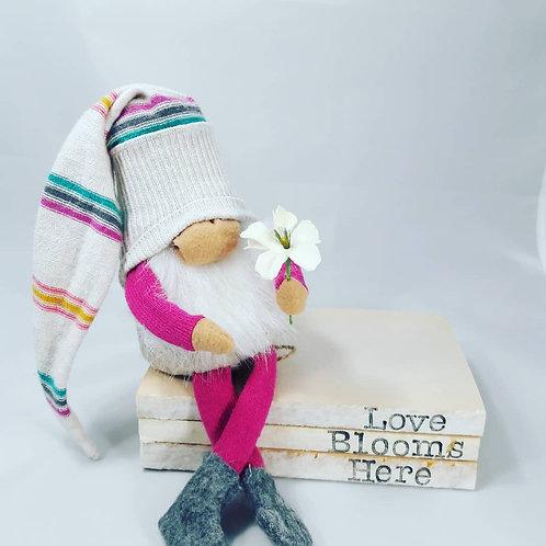 Flower Summer Gnome