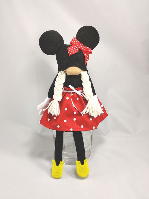 Minnie Mouse- blonde hair