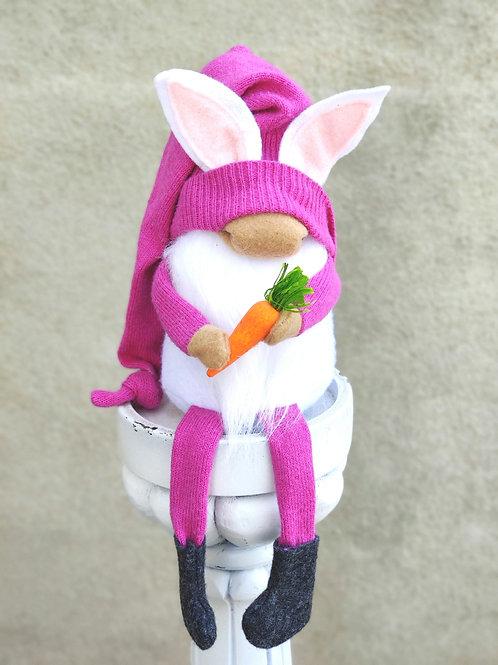 Fusia Bunny Gnome
