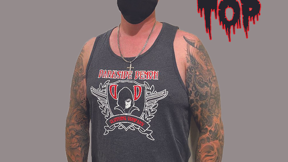 DARKSIDE DEMON TANK TOP