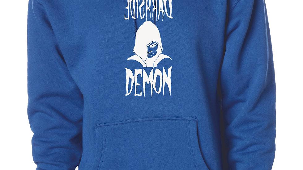 DARKSIDE DEMON ORIGINAL BLUE HOODIE