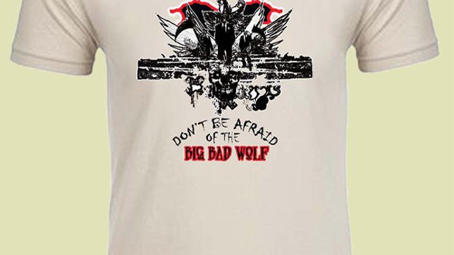 DONT BE AFRAID OF THE BIG BAD WOLF