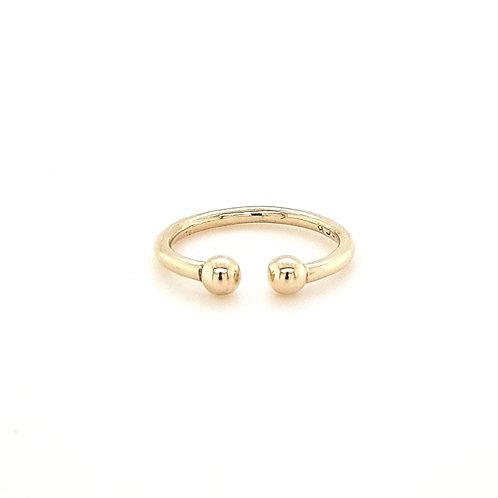 9ct Torque Ring