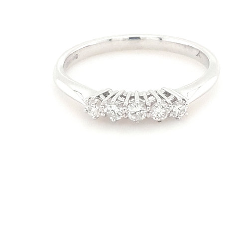 18ct Diamond Eternity Ring