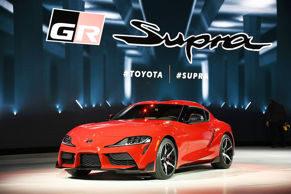 toyota,supra,mk5,gazoo racing,gr,mkv,sports car