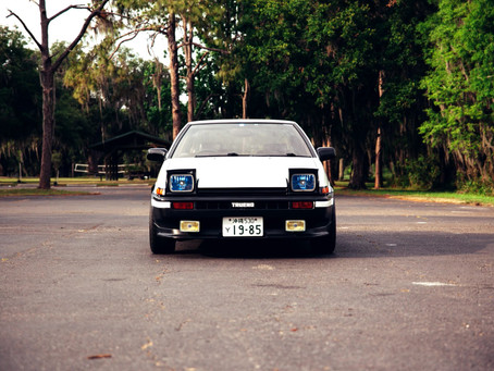 A Custodian to His AE86
