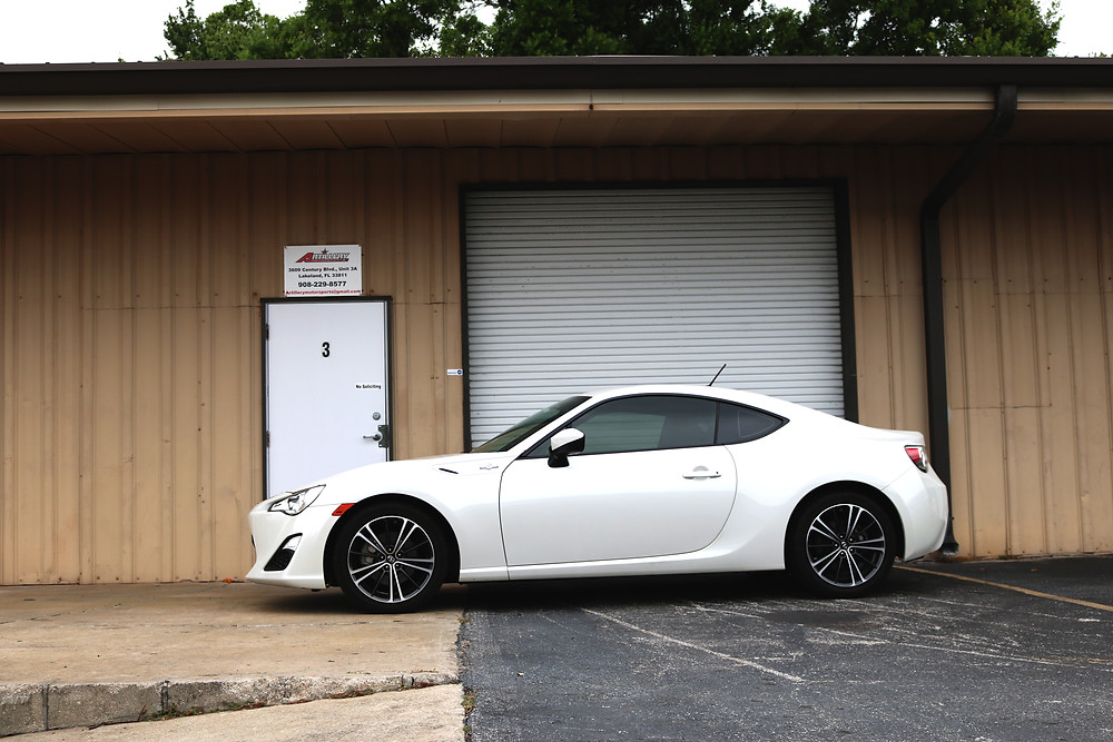 Toyota Scion FRS 86 Brake Upgrade Stoptech