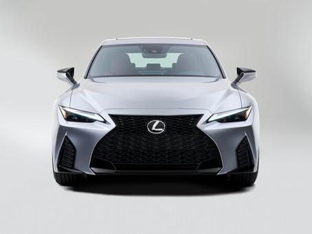 Lexus News: Brand New Lexus IS Revealed!