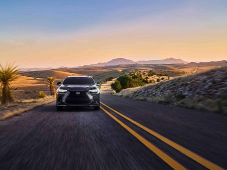 The NeXt Lexus NX revealed!