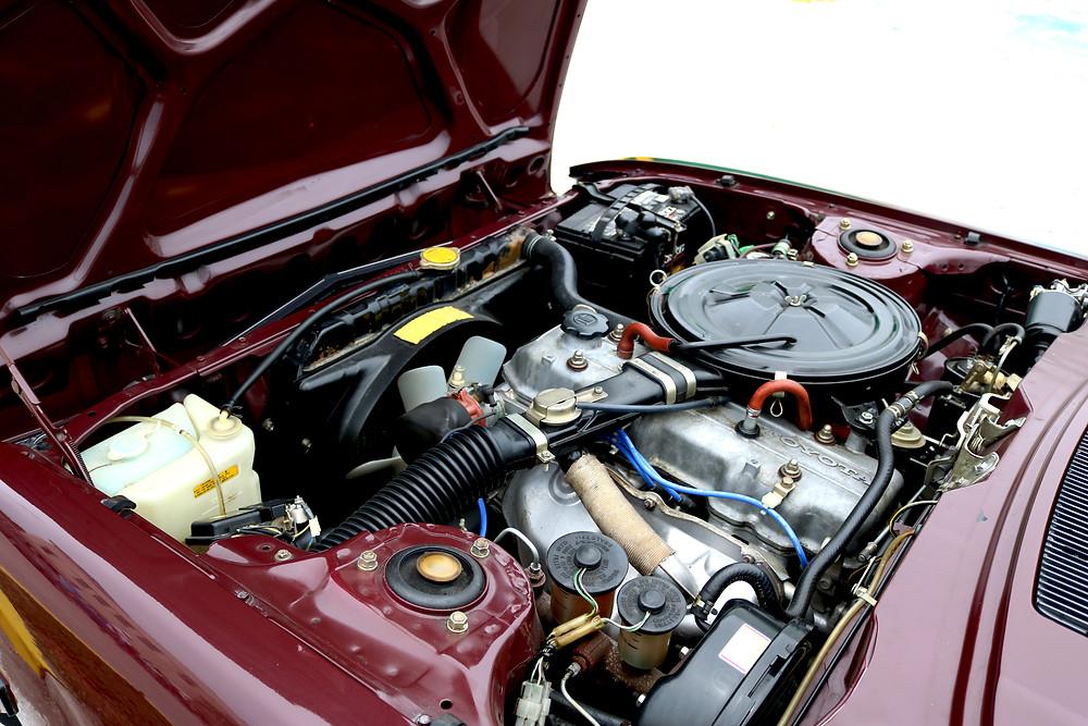 Toyota RA24 Celica