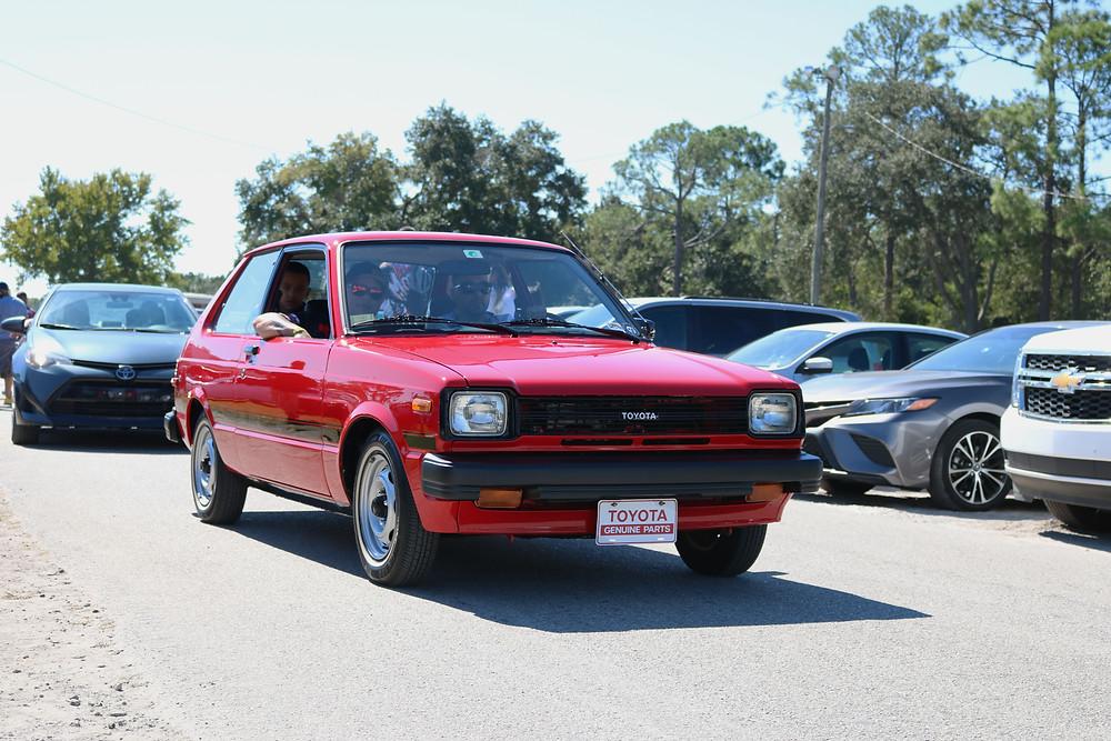 Toyota Starlet KP61