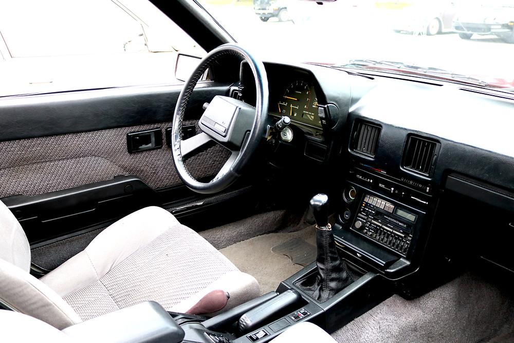 Toyota TA60 Celica