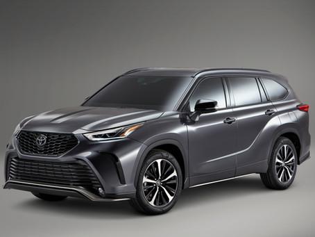 Toyota News: 2020 Toyota Highlander